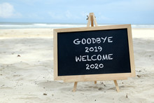 Goodbye 2019, Welcome 2020 On ...