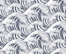 Wave Pattern Background That C...