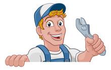 Mechanic Plumber Maintenance H...