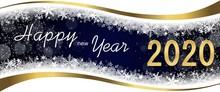 Greeting Card Happy New Year W...