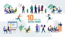 Business Team Office Work Tren...