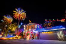 Christmas Lights, Decoration O...
