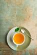 Leinwanddruck Bild Tea cup