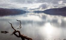A View Across Loch Ness Lookin...