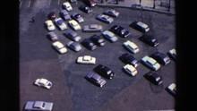 LOUDES FRANCE-1969: Traffic Ja...