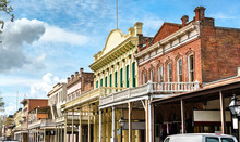 Old Sacramento Historic Distri...