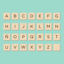 MurcAlphabet In Letters Game T...
