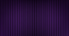 Vector Purple Curtain Backgrou...