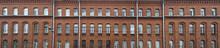 Panorama Of The Facade Of An O...