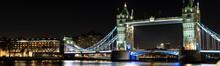 Londons Tower Bridge On The Ri...