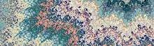 Abstract Panoramic Grunge Gems...