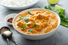 Chicken And Cashew Red Curry I...