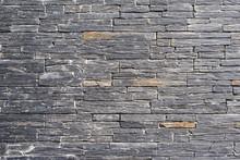 Mur De Schiste Moderne
