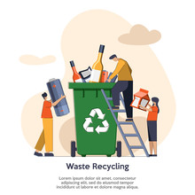 Waste Recycling - People Is Th...