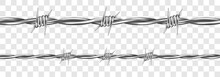 Metal Steel Barbed Wire With T...
