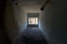 Ghost Town In Eastern Europe.F...