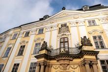 The Chateaux In Bruntal, Czech...