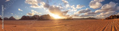 Fotografía  Wadi Rum desert (reserve), Jordan.