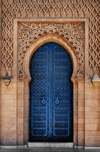 Arabic Oriental Styled Door Cl...