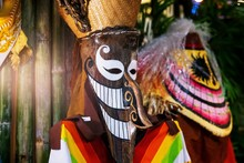 Ghost Dance Mask Of Thailand, ...