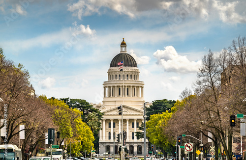 California State Capitol in Sacramento #307885643