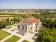 Villa Rotonda – Vicenza – Palladio – Aerial View