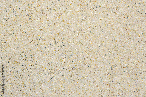 aggregate concrete wall texture Canvas Print
