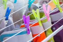 Diapers Laundry Indoors . Eco ...