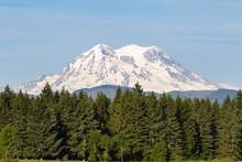 Mount Rainier Is An Active Str...