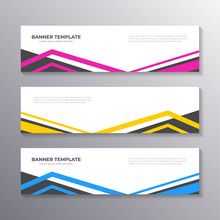 Business Banner Template, Layo...