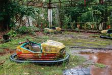 Bumper Cars In  Pripyat, Chern...