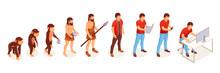 Human Evolution Of Monkey To M...