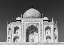 Agra, Uttar Pradesh/India - Ma...