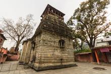 The Ancient Bagnath Temple Com...