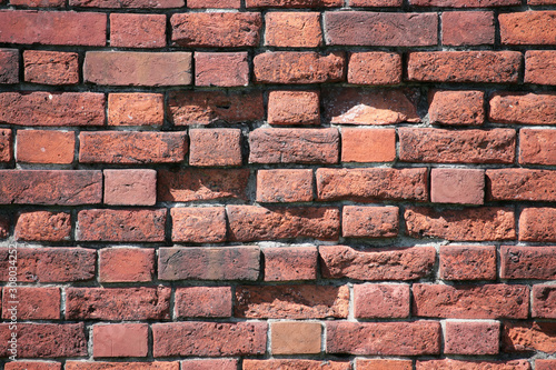 Brick and stone walls for backgrounds