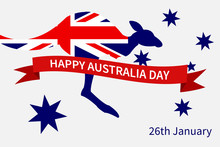 Happy Australia Day 26 January...