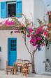 Einer der schönen Winkel, die das kleine Bergdorf Lefkes auf Paros ausmacht.