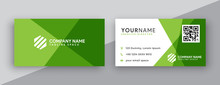 Modern Business Card Design . Double Sided Business Card Design Template . Flat Gradation Business Card Inspiration