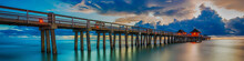 Panoramic Old Pier Naples In F...