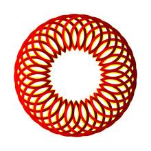 Vector Illustration Of Circle