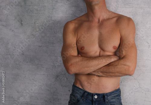Fotografia Body Waxing For Man