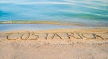 The Inscription Costa Rica On ...