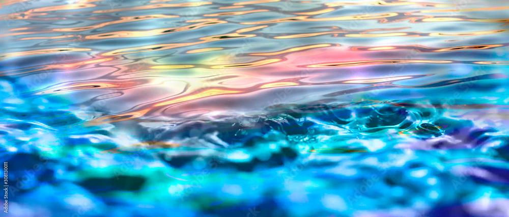 Fototapeta Water color