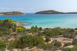 Lagonisi Beach at Sithonia peninsula, Greece