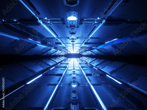 space_tunnel_3d