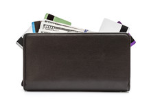 Mens Wallet With Credit Card A...