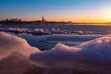Saint Petersburg. Russia. Rive...
