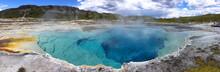 Sapphire Pool, Yellowstone Nat...