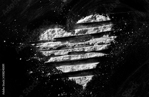white-powder-in-shape-heart-cocaine-line-isolated-on-black-background-top-view-series