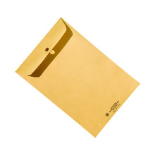 Yellow Post Envelope 6 1/2 X 9...